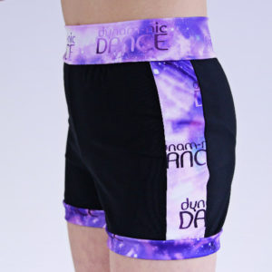 DN Dance Branded Jazz & Acro Shorts